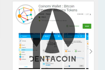 Dentacoin is supported in Coinomi Wallet