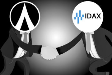 Dentacoin traded on IDAX