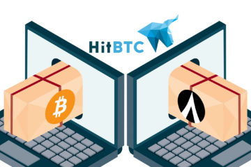 Bitcoin (BTC)/ Dentacoin (DCN) Market on HitBTC is Back!
