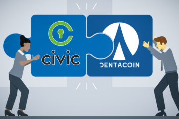 Civic Secure Identity Platform Integrated on Dentacoin Trusted Reviews and DentaVox
