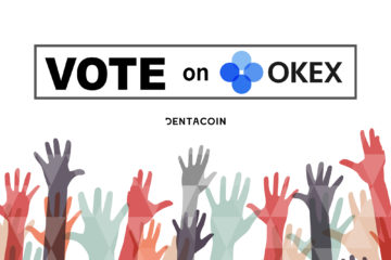 Vote for Dentacoin to be listed on OKEx exchange!