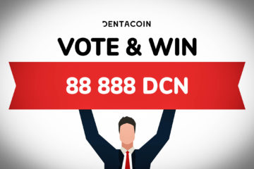Vote for Dentacoin and win 88888 DCN!
