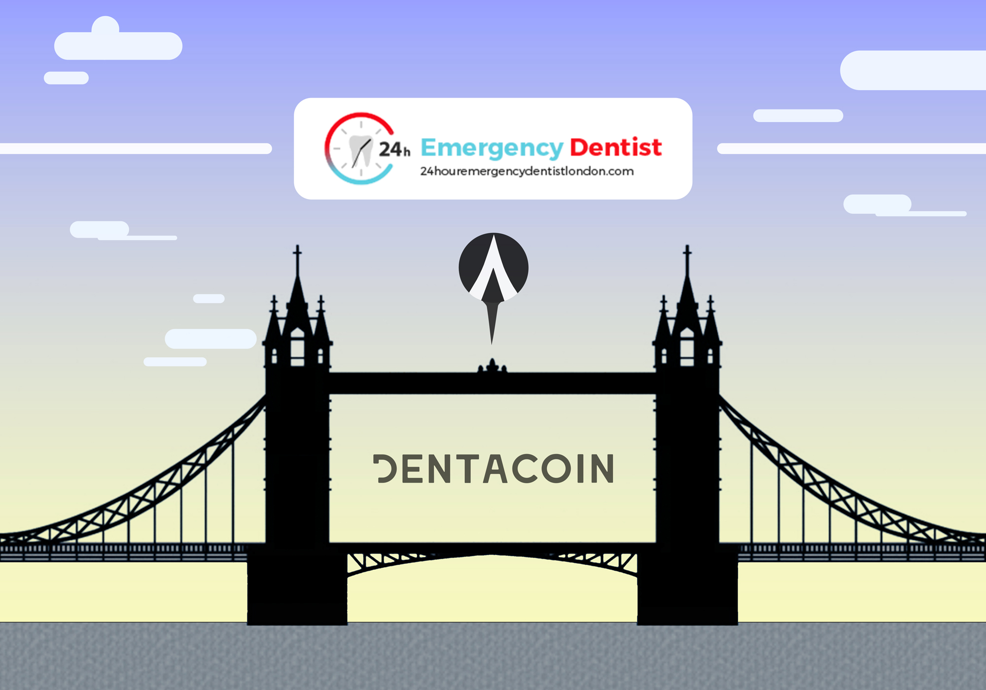 24 Hour Emergency Dentist, London Joins the Dentacoin
