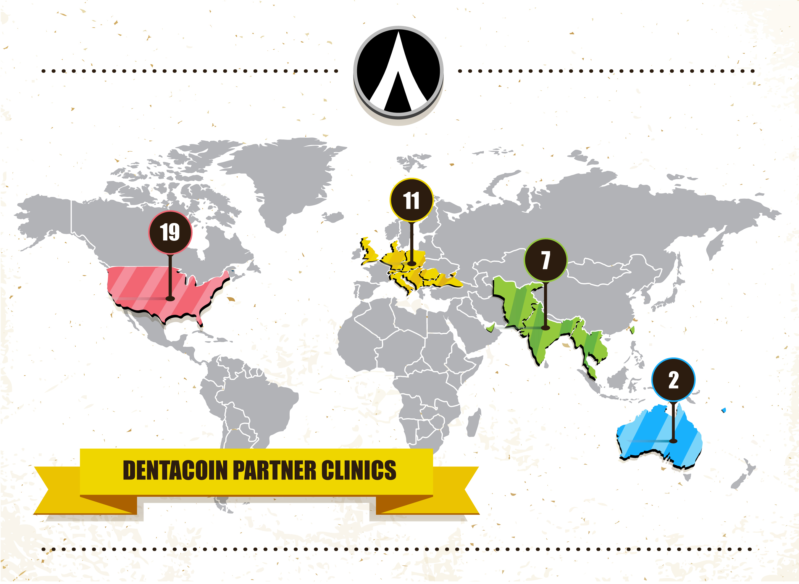 Dentacoin-Partner-Clinics-map