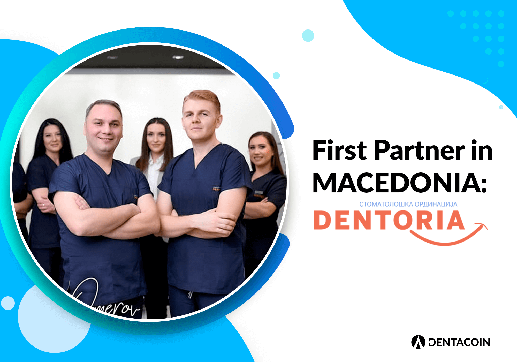 Dentacoin in macedonia