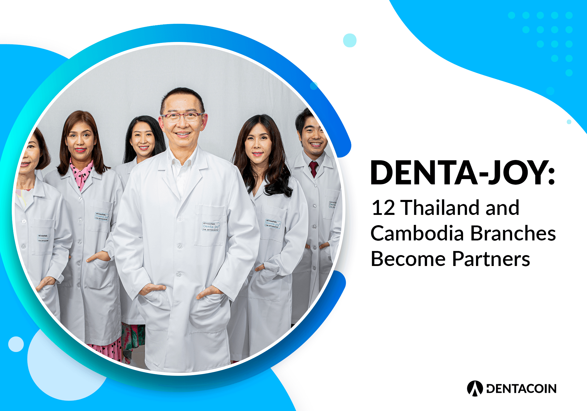 Dentacoin in cambodia and thailand