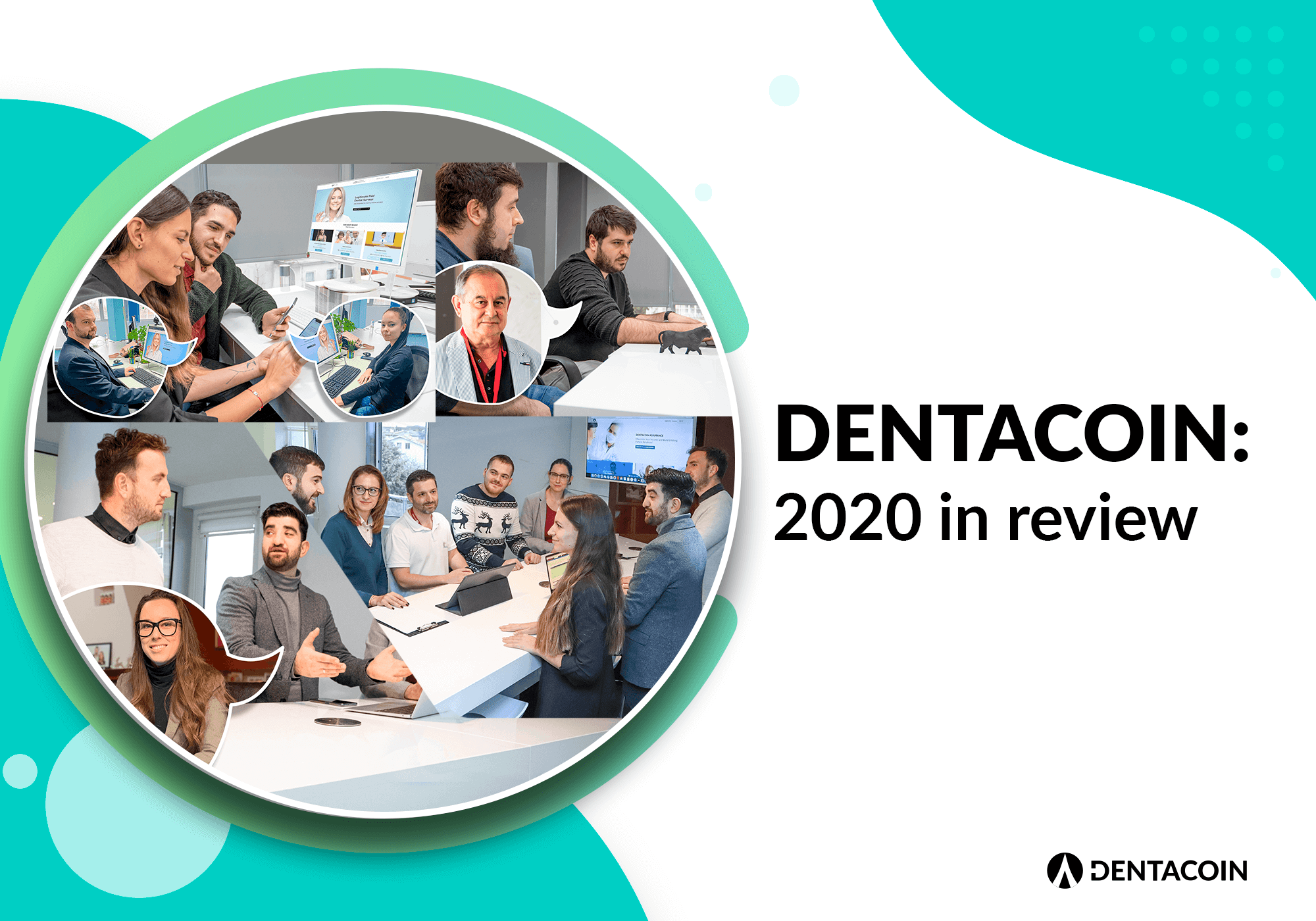 Dentacoin roadmap 2020 news updates