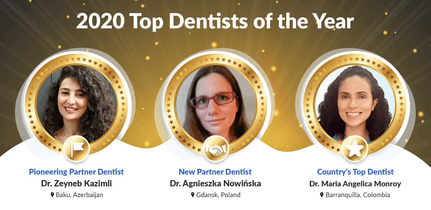 1. Dentist of the month Top Dentist 2020