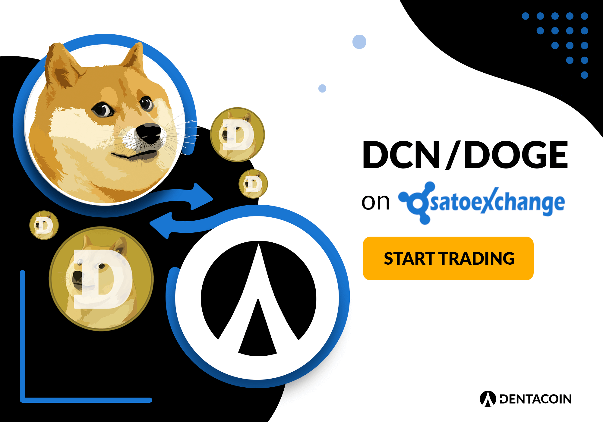 Sato exchange doge2