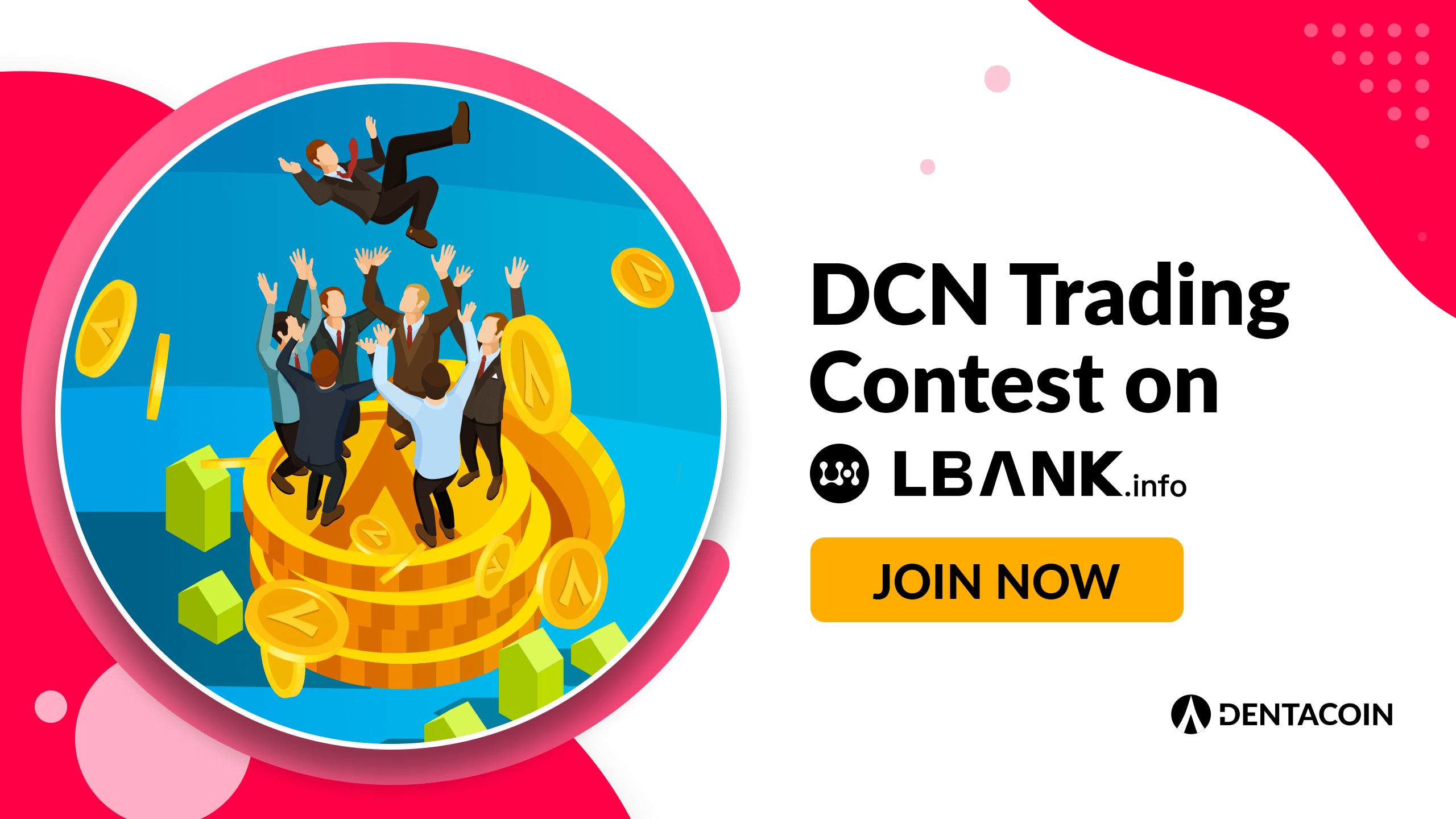LBank dcn trading contest mail